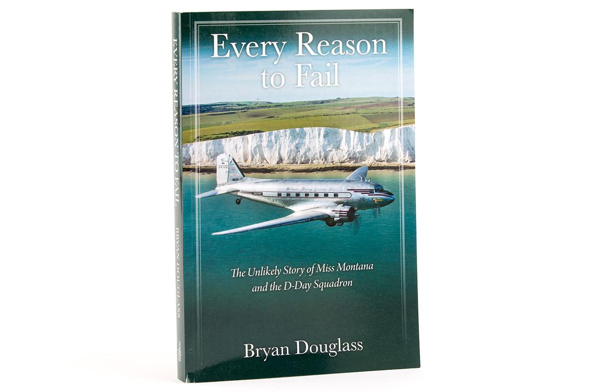 Every Reason to Fail book by Bryan Douglass