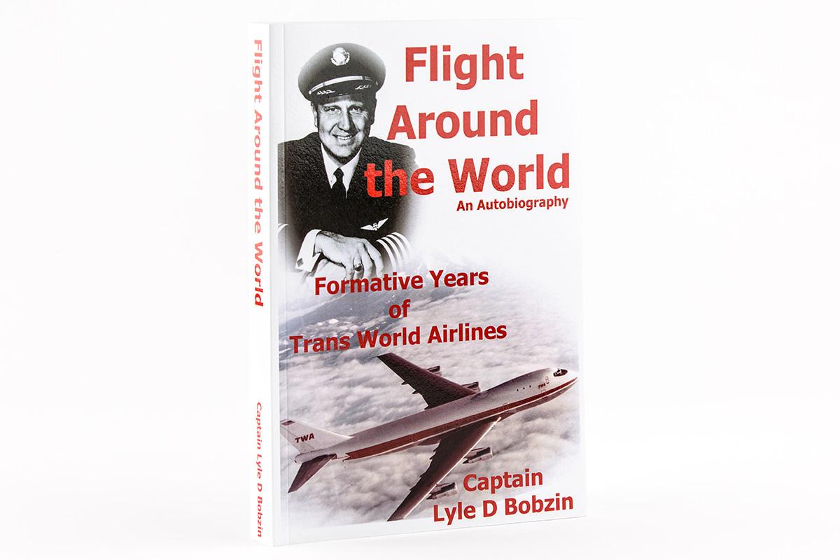 Book Flight around the World Autobiography