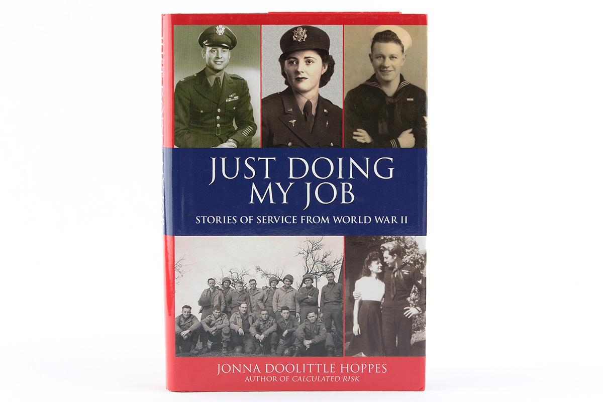 Just Doing My Job book by Jonna Doolittle Hoppes